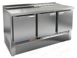 Купить Стол холодильный для салатов (саладетта) HICOLD SLE2-111GN в Самаре