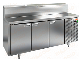 Купить Стол холодильный для пиццы HICOLD PZ2-111_GN в Самаре